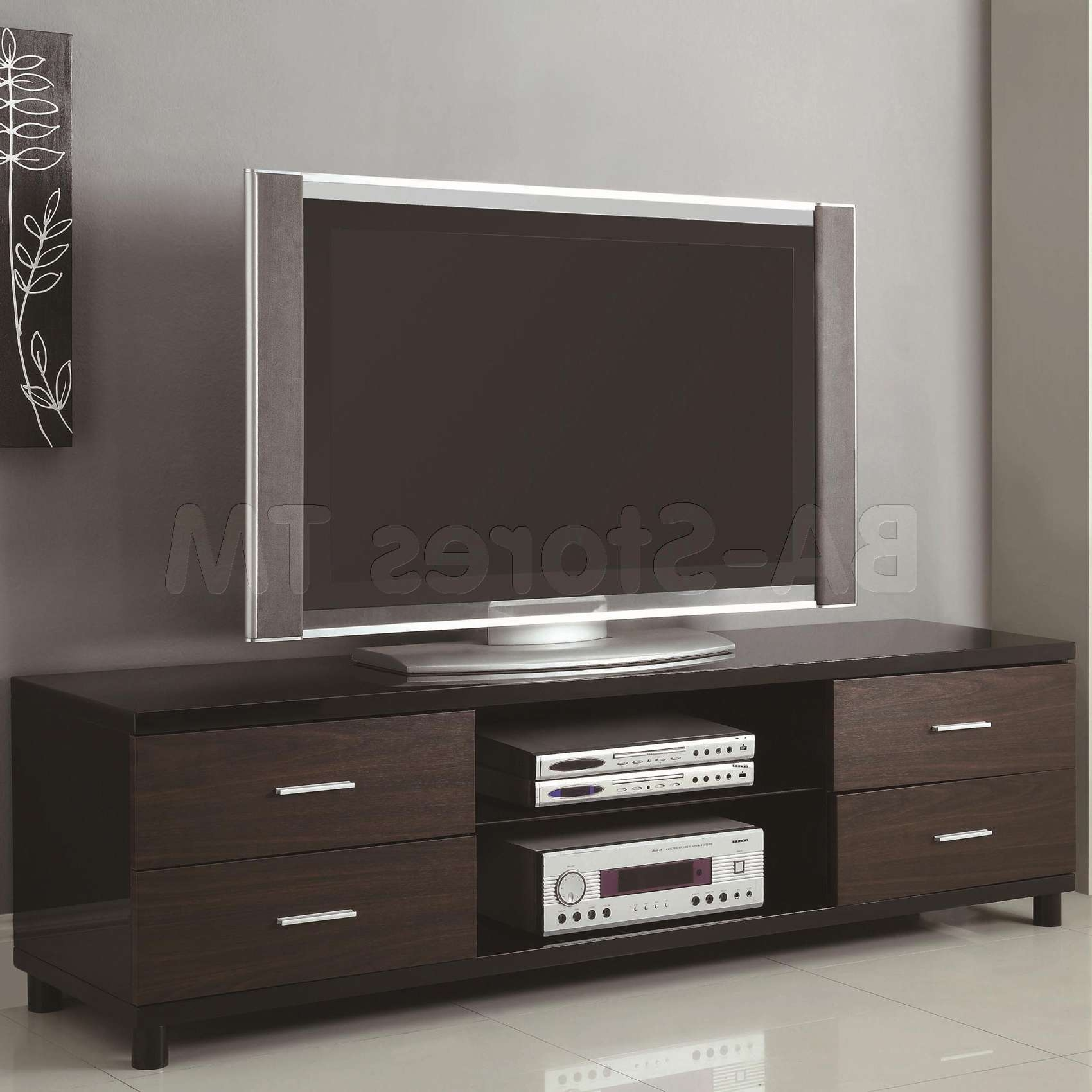 Tv Stand With Drawers And Shelves Throughout Tv Stands With Drawers And Shelves (View 8 of 15)