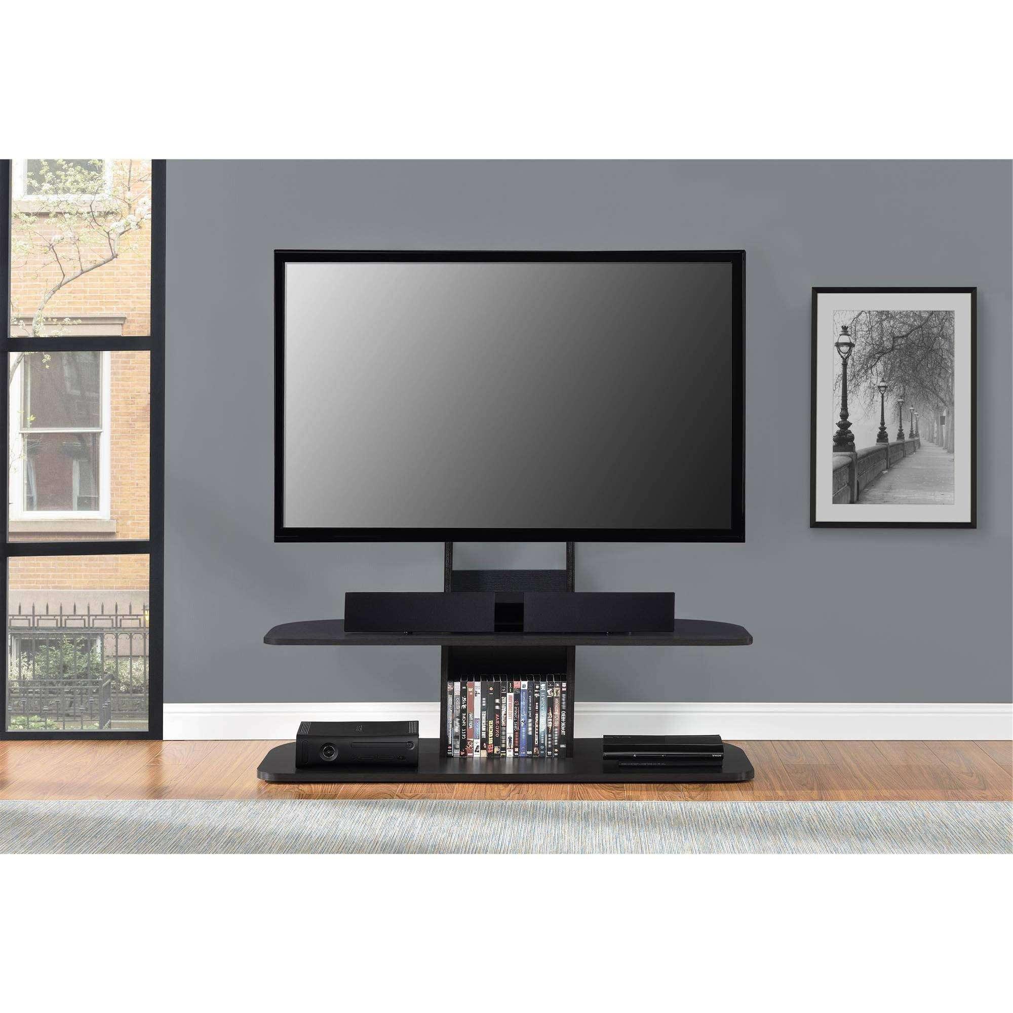 Tv Stands & Entertainment Centers – Walmart Intended For Entertainment Center Tv Stands (View 6 of 15)