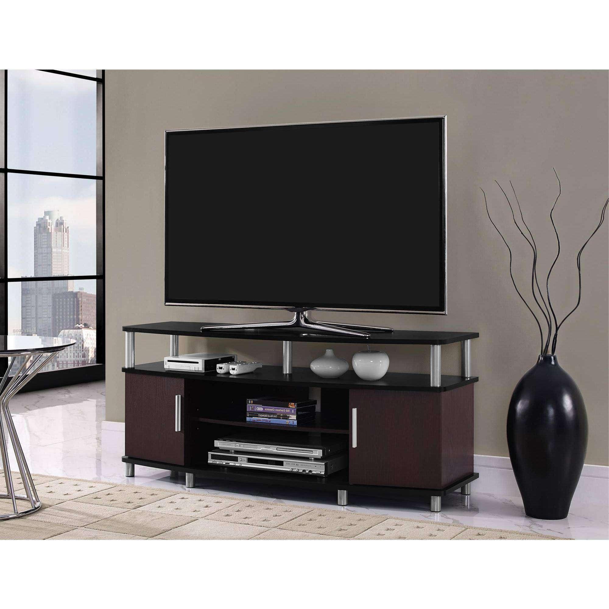 Tv Stands & Entertainment Centers – Walmart Regarding Light Cherry Tv Stands (View 5 of 15)