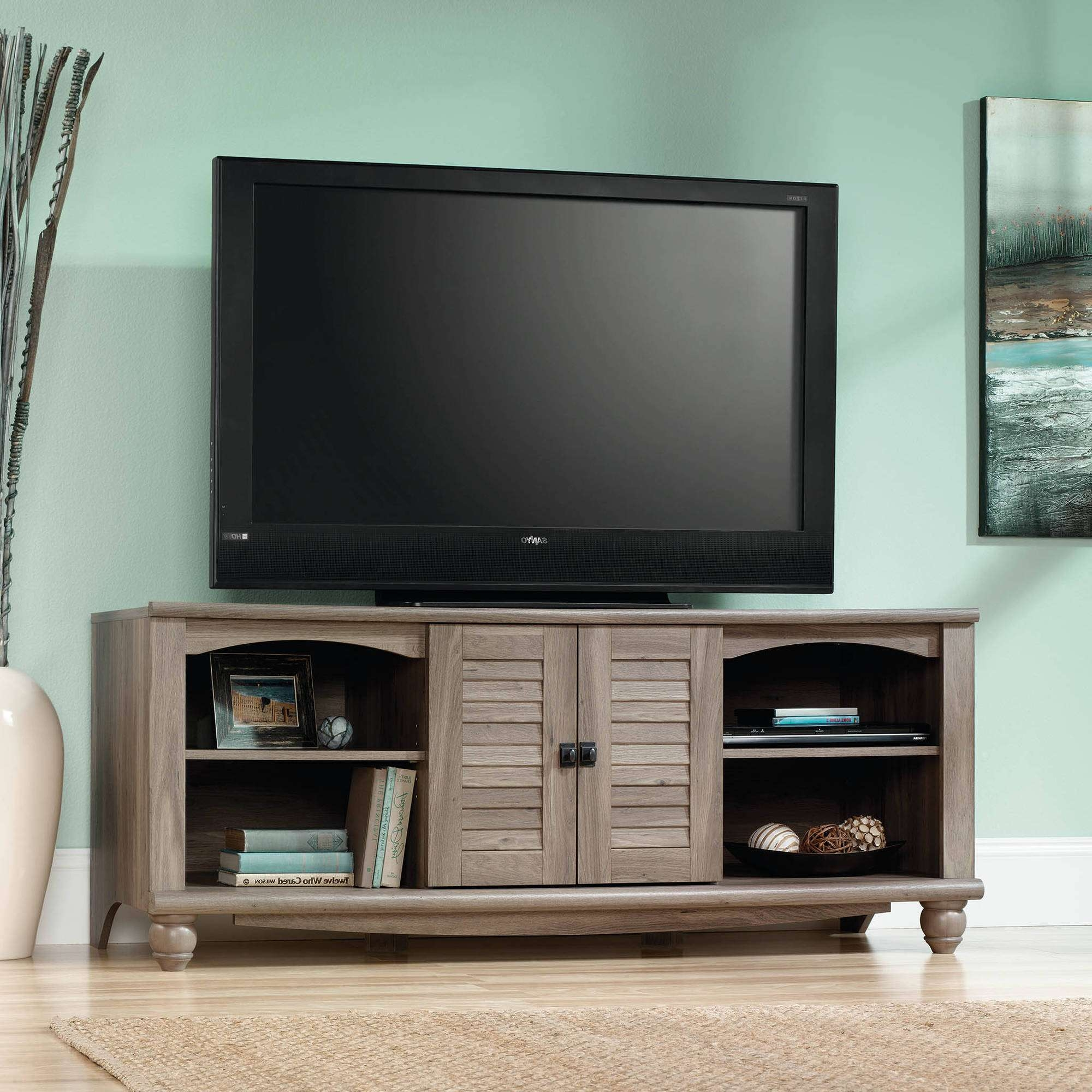 Tv Stands & Entertainment Centers – Walmart Regarding Tv Stands With Baskets (View 7 of 15)