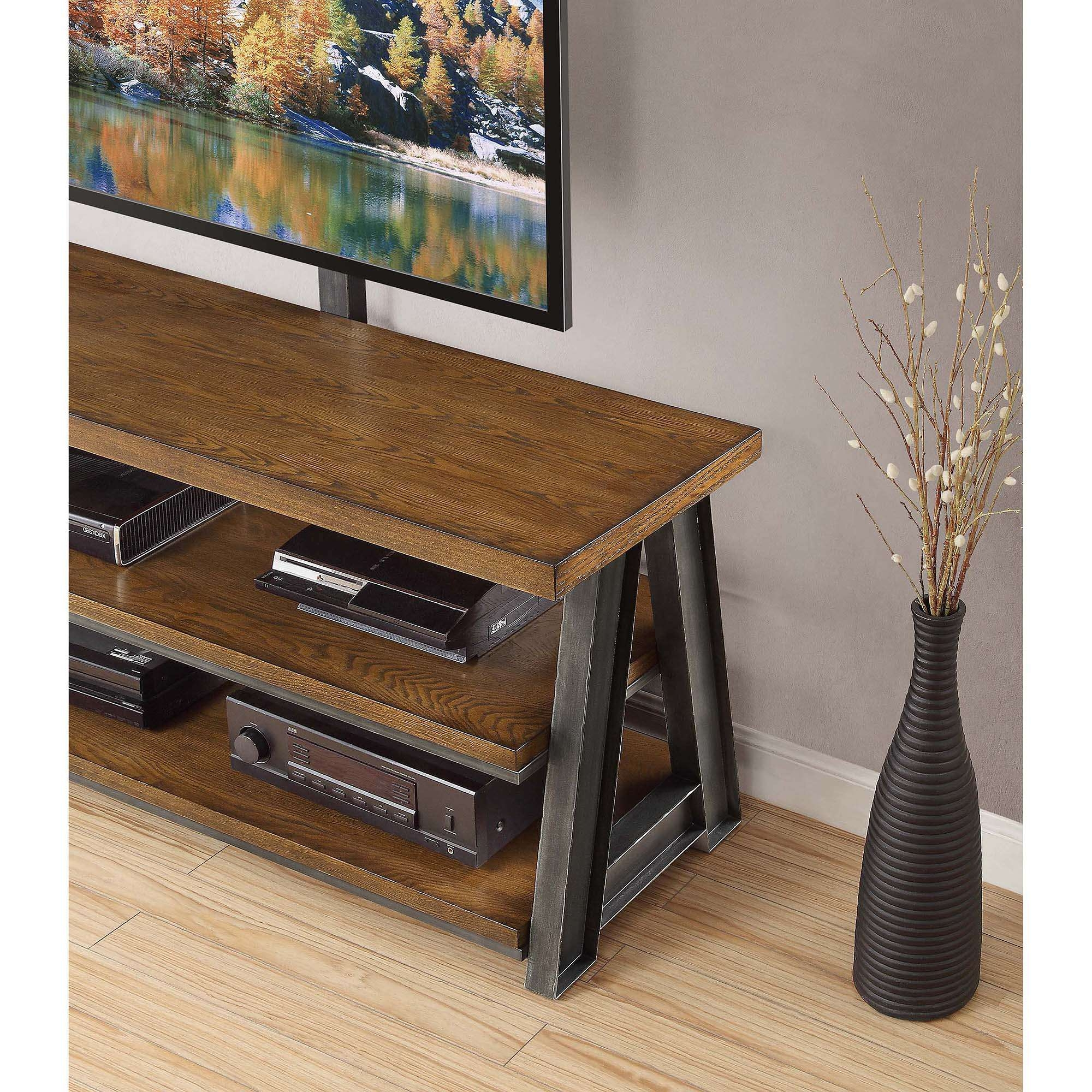 Tv Stands For Inch Furnitures Better Homes And Gardens Mercer In Pertaining To Tv Stands For 70 Inch Tvs (View 18 of 20)