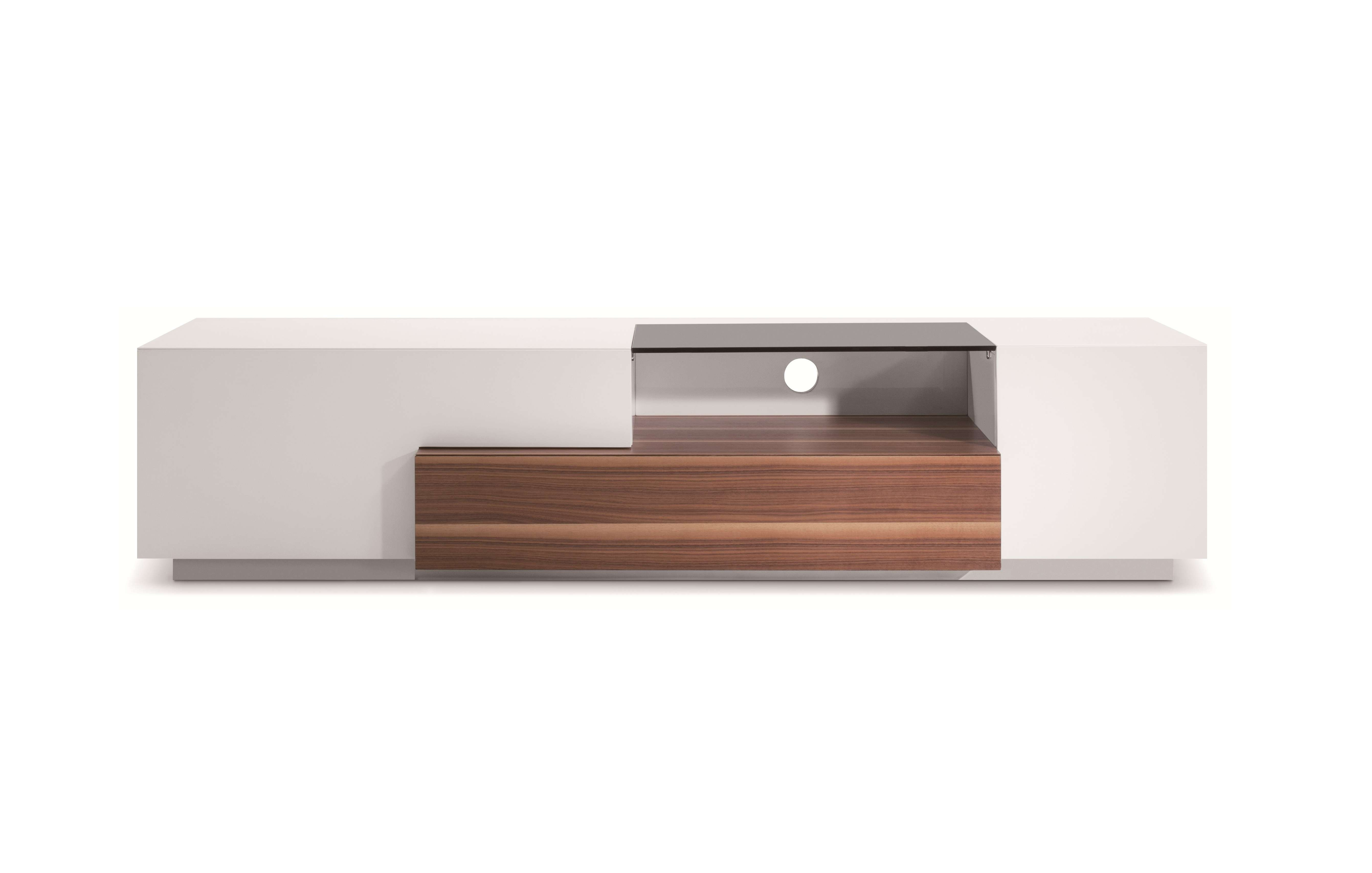 Tv Stands | Wall Units – Living In Modern White Lacquer Tv Stands (View 15 of 15)