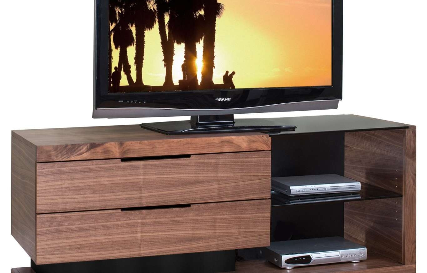 Tv : Stunning Dark Walnut Tv Stands Television Cabinet Unit Walnut Within Dark Walnut Tv Stands (View 5 of 15)