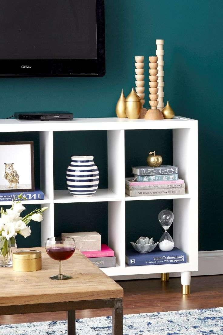 Tv : Stunning Gold Tv Cabinets Furniture Interior Wall Mounted For Gold Tv Cabinets (View 9 of 20)