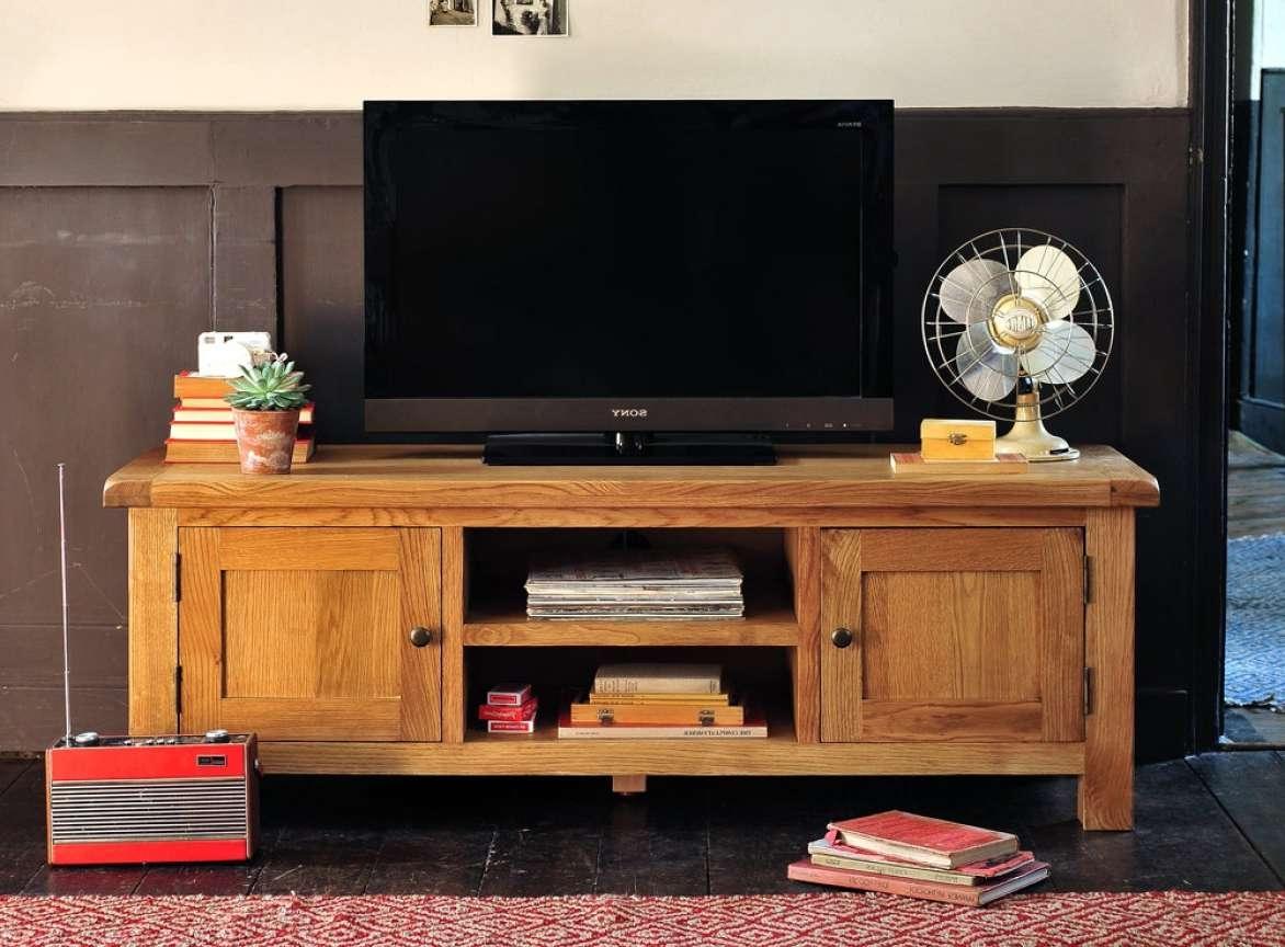 Tv : Tall Wooden Tv Stands Stunning Honey Oak Tv Stands Cheap Within Honey Oak Tv Stands (View 6 of 15)