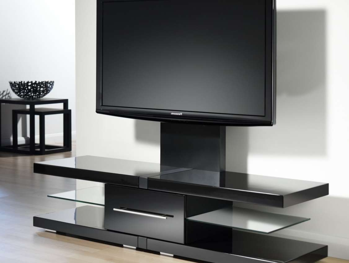 Tv : Terrific Black Gloss Oval Tv Stand Delicate Black Glass Oval Within Black Oval Tv Stands (View 12 of 15)