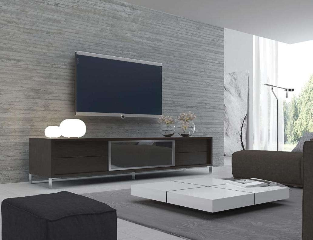 Tv : Tv Stands Amazing Contemporary Modern Tv Stands Milano White Inside Milano Tv Stands (View 20 of 20)