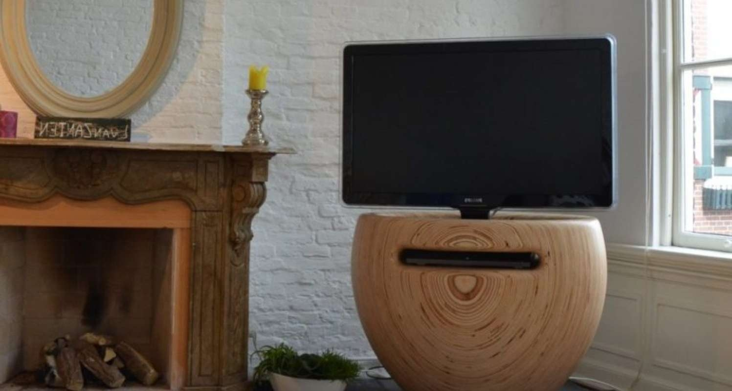 Tv : Tv Stands Design Corner Tv Stand For 65 Inch Tv Corner Tv In Unique Tv Stands (View 11 of 20)
