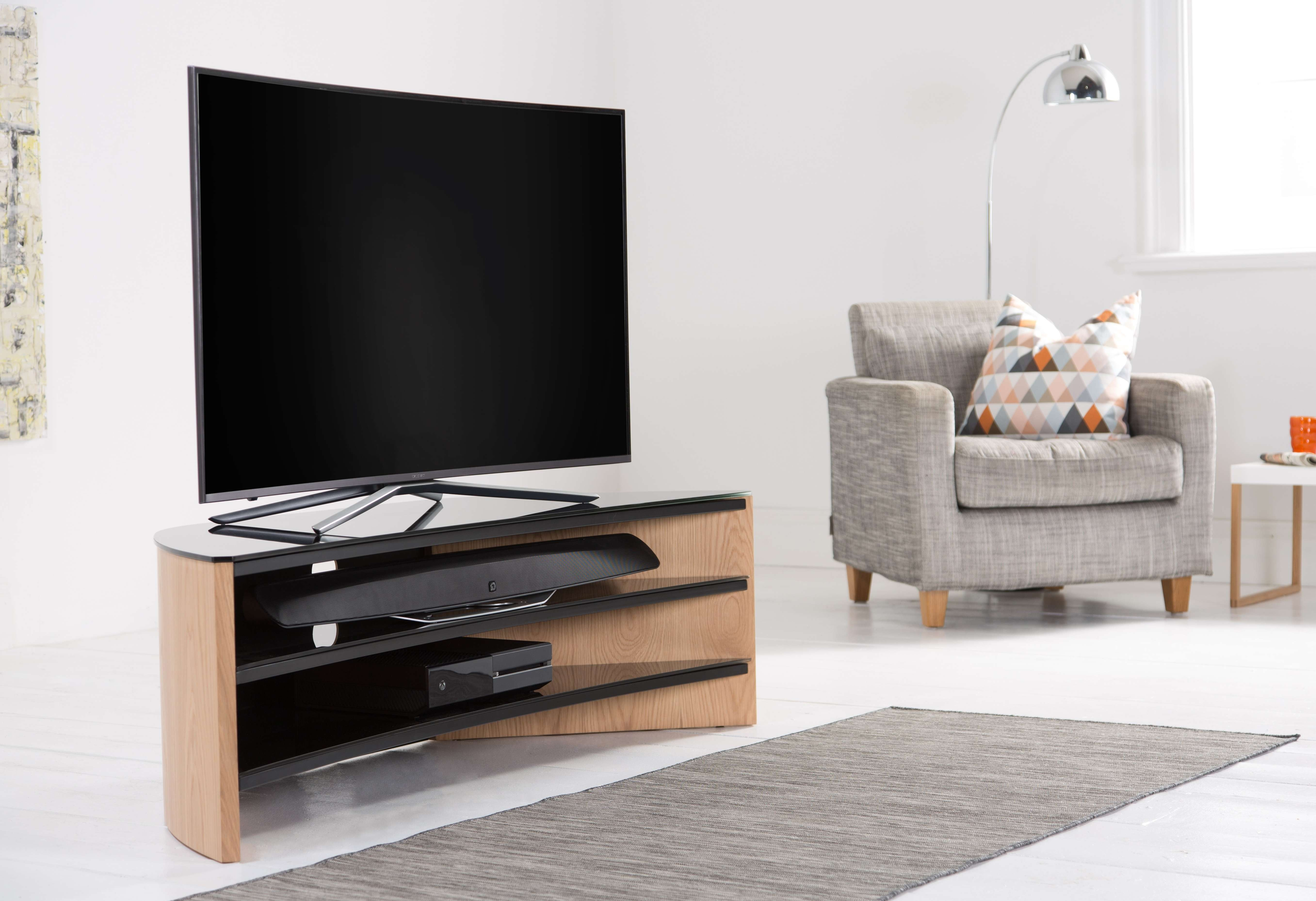 Tv : Tv Stands Rounded Corners Surprising Tv Stands Rounded Throughout Tv Stands Rounded Corners (View 6 of 15)
