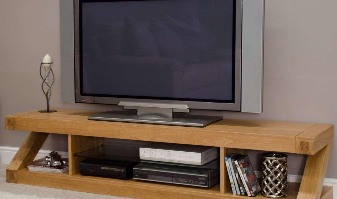 Tv : Unforeseen Real Oak Tv Cabinets Inspirational Oak Tv Hifi Regarding Harveys Wooden Tv Stands (View 5 of 15)