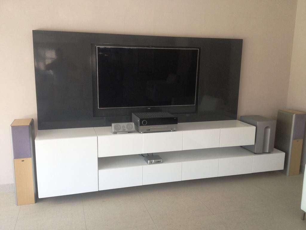 Tv Units : Vince Plasma Unit Within Plasma Tv Stands (View 15 of 15)