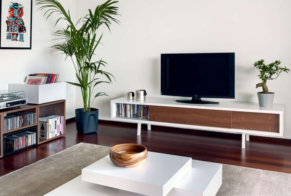 Tv : Valuable Long Low Profile Tv Stands Favorite Long Low Profile With Regard To Long Low Tv Cabinets (View 13 of 20)