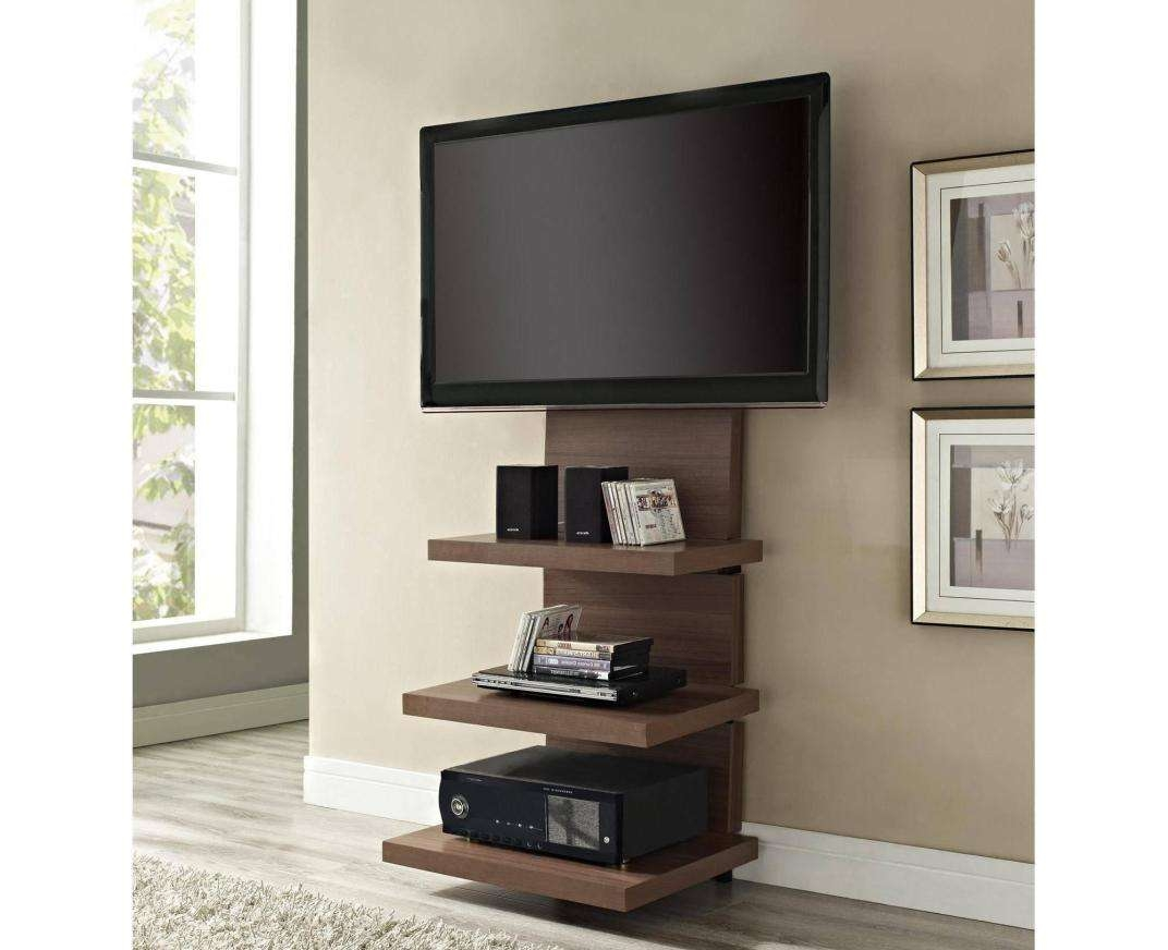 Tv : Wall Mounted Entertainment Center Eco Geo Mocha Amazing Maple Intended For Maple Wood Tv Stands (View 10 of 15)