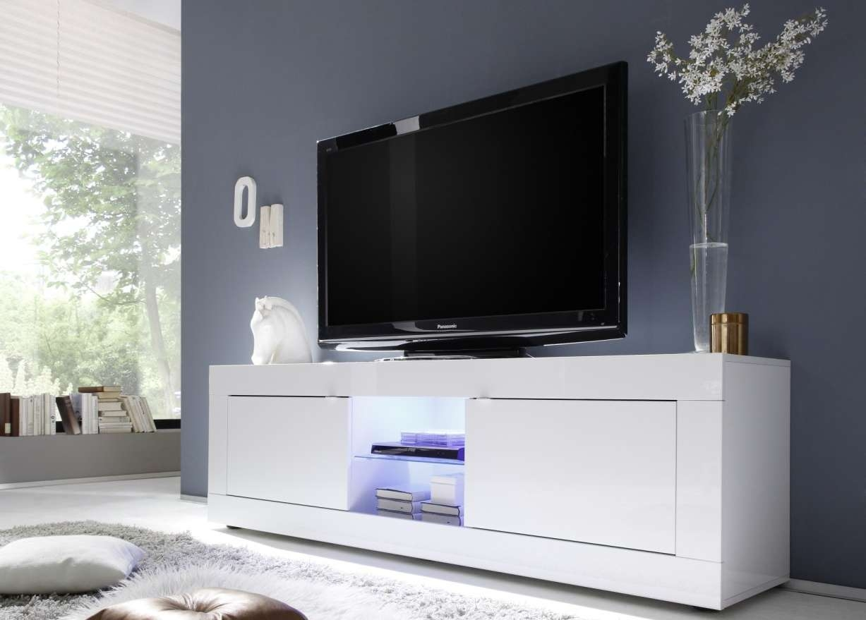 Tv : White Gloss Buffet Beautiful White High Gloss Tv Stands White Regarding White Gloss Corner Tv Stands (View 9 of 15)