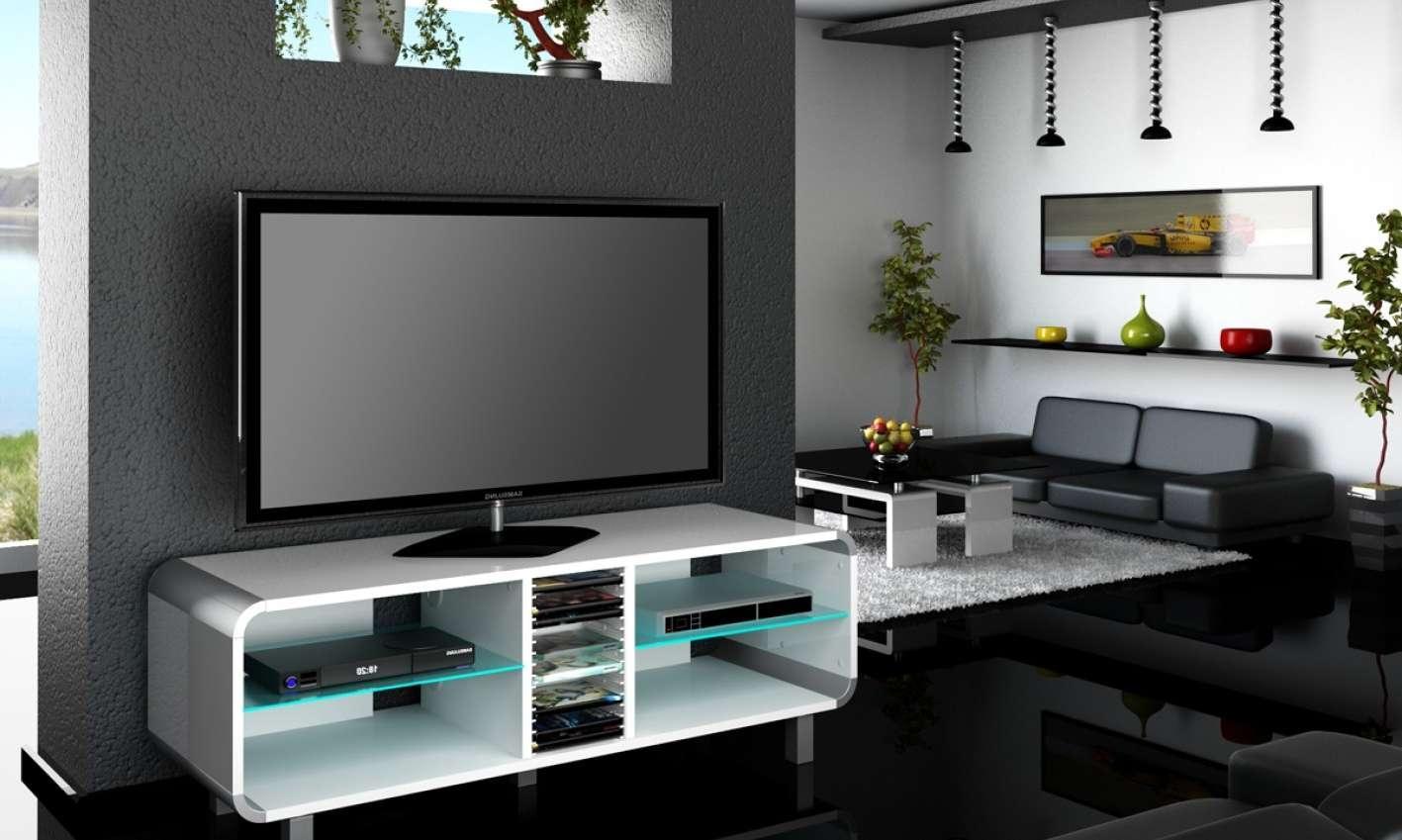 Tv : White High Gloss Corner Tv Stands Magnificent White High For White High Gloss Corner Tv Stands (View 14 of 20)