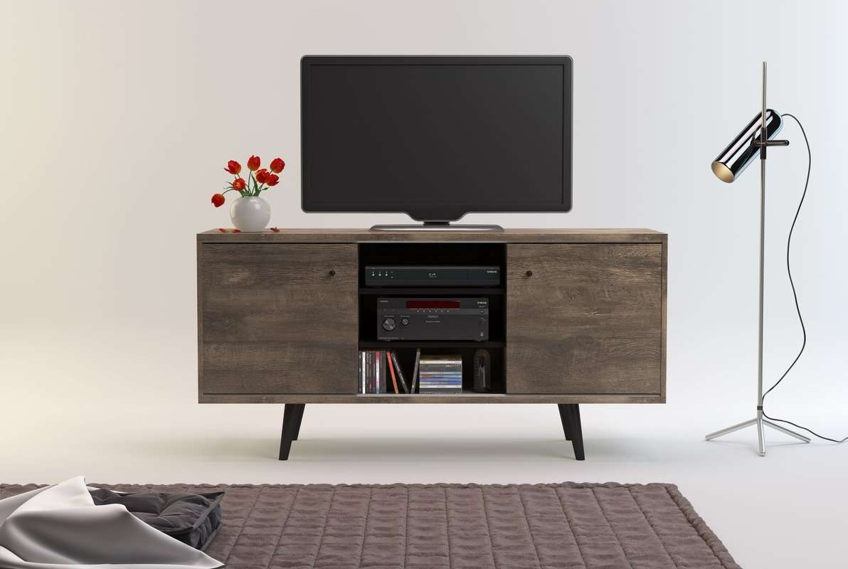 Tv : White Tv Awesome Iconic Tv Stands 50 Creative Diy Tv Stand Throughout Iconic Tv Stands (View 12 of 15)