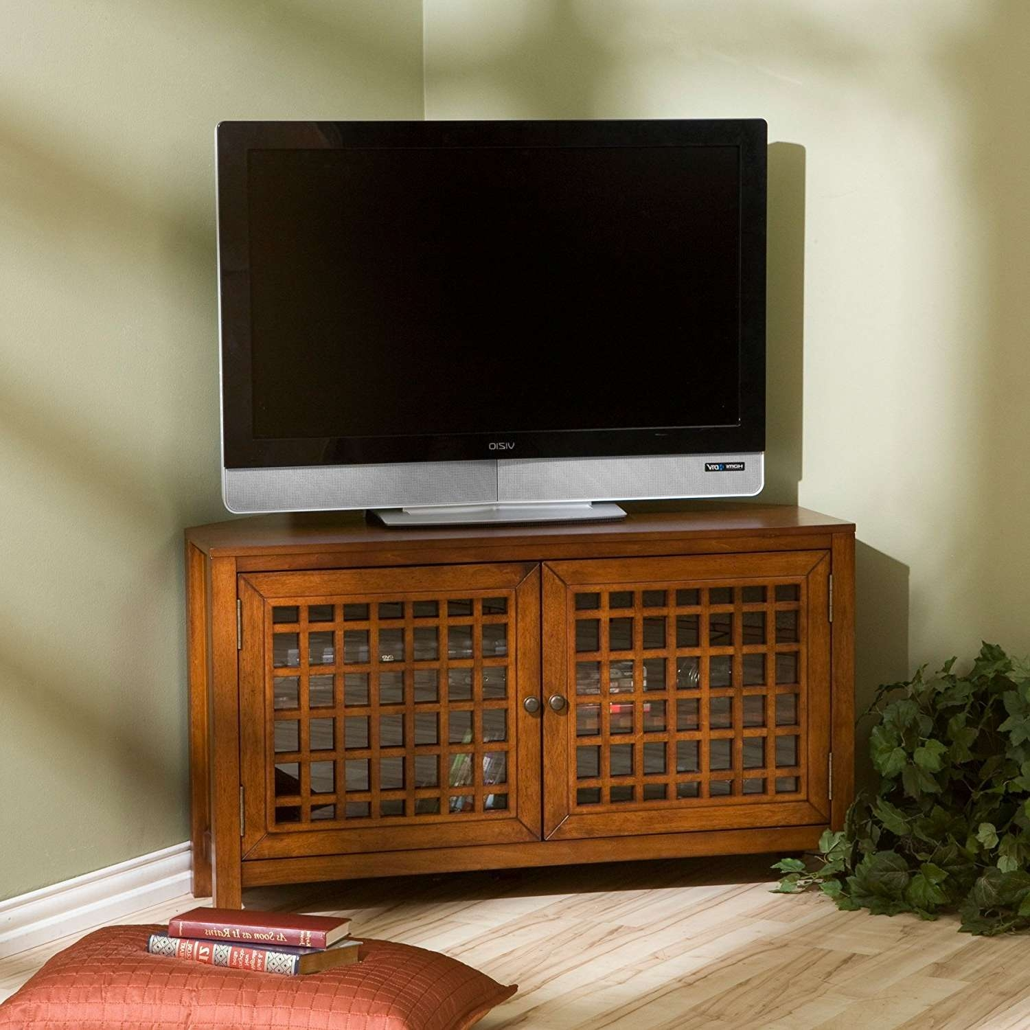 Tv : White Tv Stands Wonderful Maple Tv Stands For Flat Screens Pertaining To Maple Tv Stands For Flat Screens (View 10 of 15)