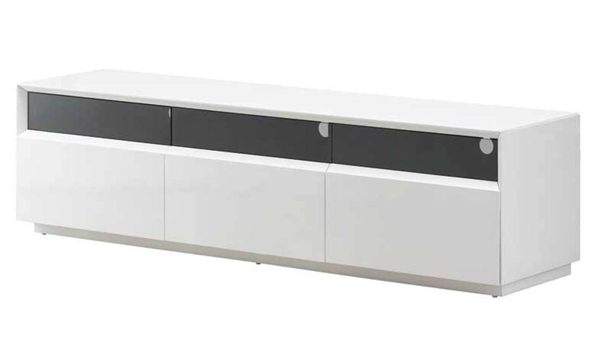 Tv023 Modern Tv Stand In White High Gloss | Free Shipping | Get With Gloss White Tv Stands (View 13 of 15)