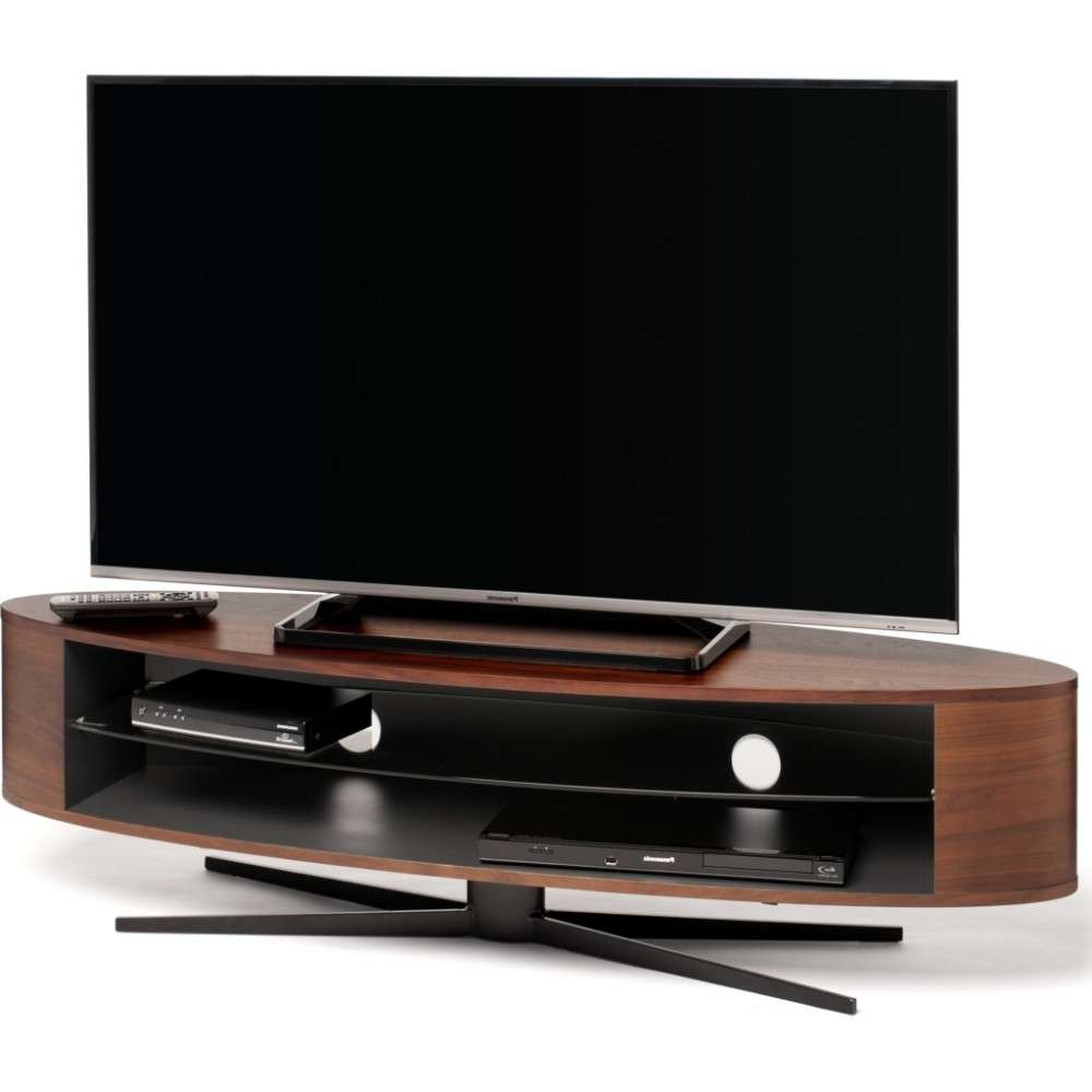 Two Shelves To Accommodate Slim A/v Accessories And Soundbars With Regard To Techlink Tv Stands (View 15 of 15)