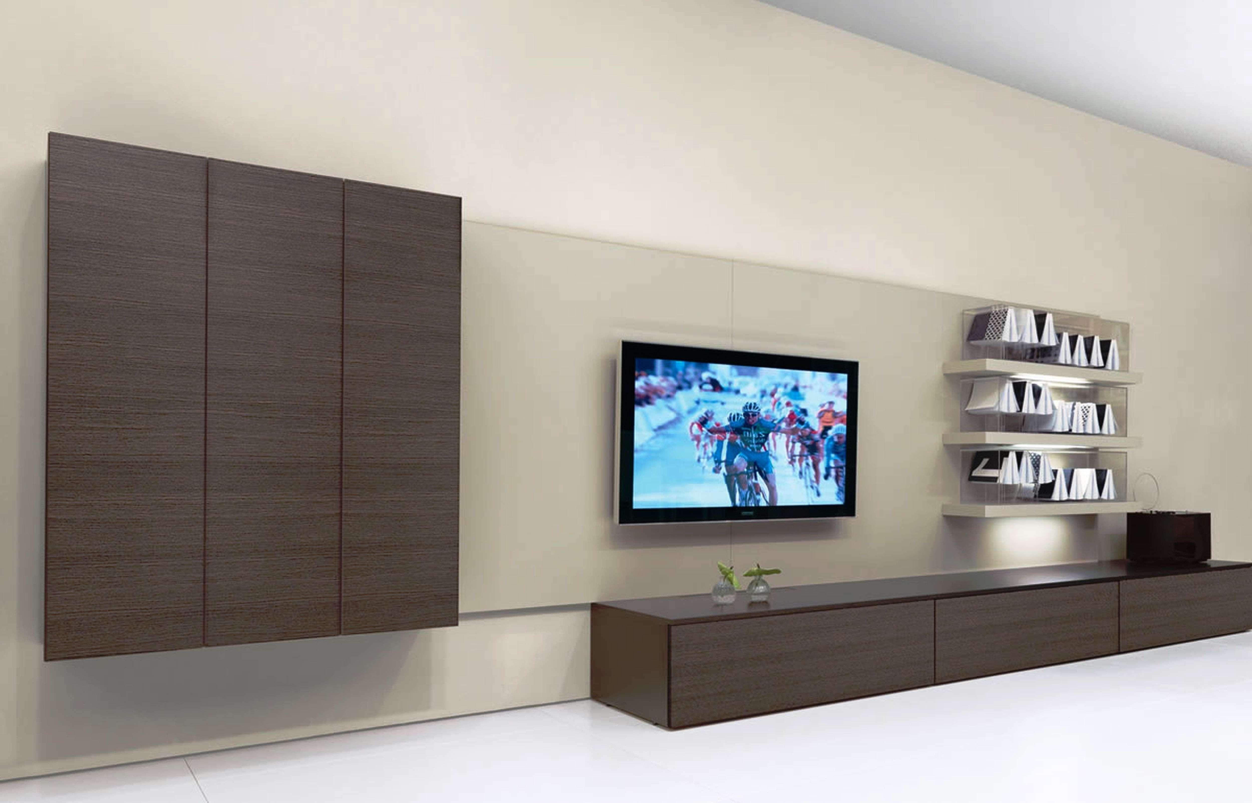 Under Tv Cabinet Storage • Storage Cabinet Ideas With Under Tv Cabinets (Gallery 6 of 20)