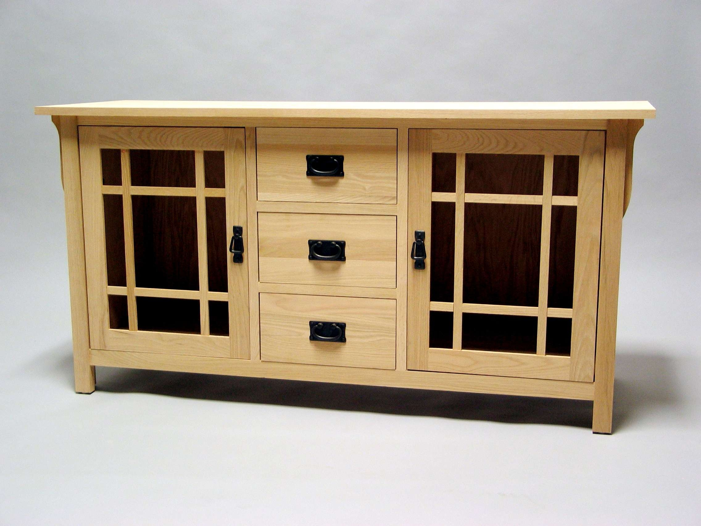 Unfinished Wood Tv Stand Regarding Maple Tv Stands (View 3 of 15)