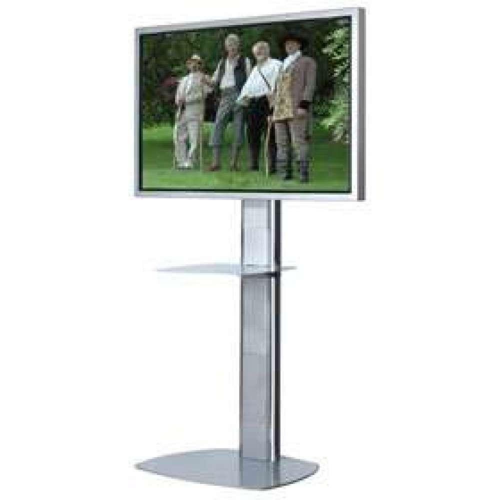 Unicol Avhp Avecta High Thin Tall Tv Stand Corner Unit Regarding Slimline Tv Stands (View 2 of 15)