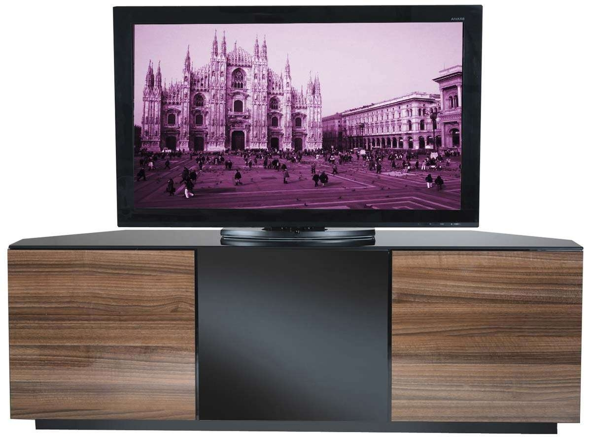 Unique Tv Corner   Advice For Your Home Decoration Throughout Black Gloss Corner Tv Stands (View 13 of 15)