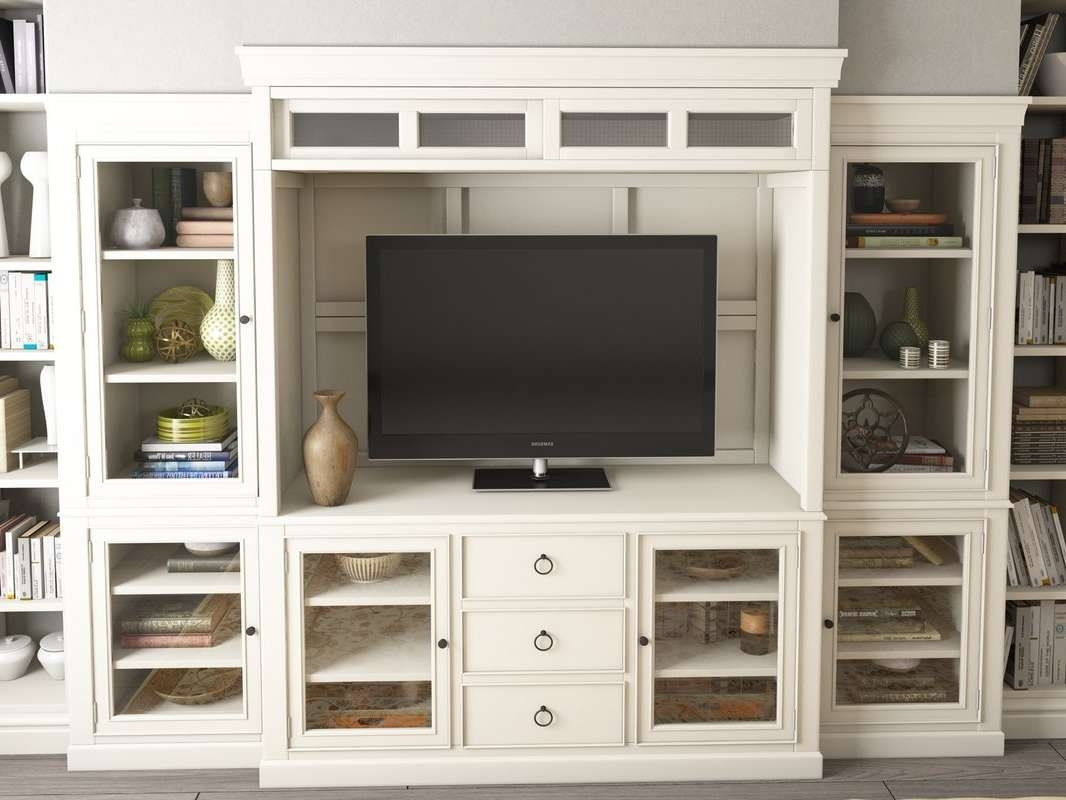 Wall Units: Amazing Entertainment Center With Desk Combination Throughout Tv Stands And Computer Desk Combo (View 14 of 15)