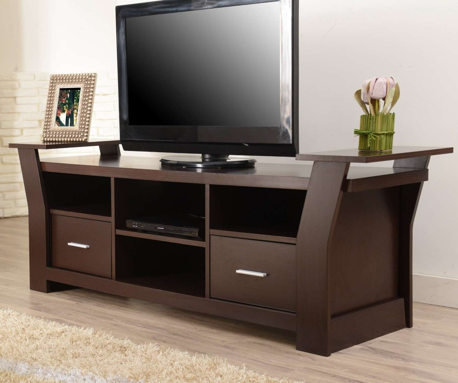 Wall Units: Tv Stands At Walmart Walmart Tv Stands 55 Inch, Tall Within Dvd Tv Stands (View 18 of 20)