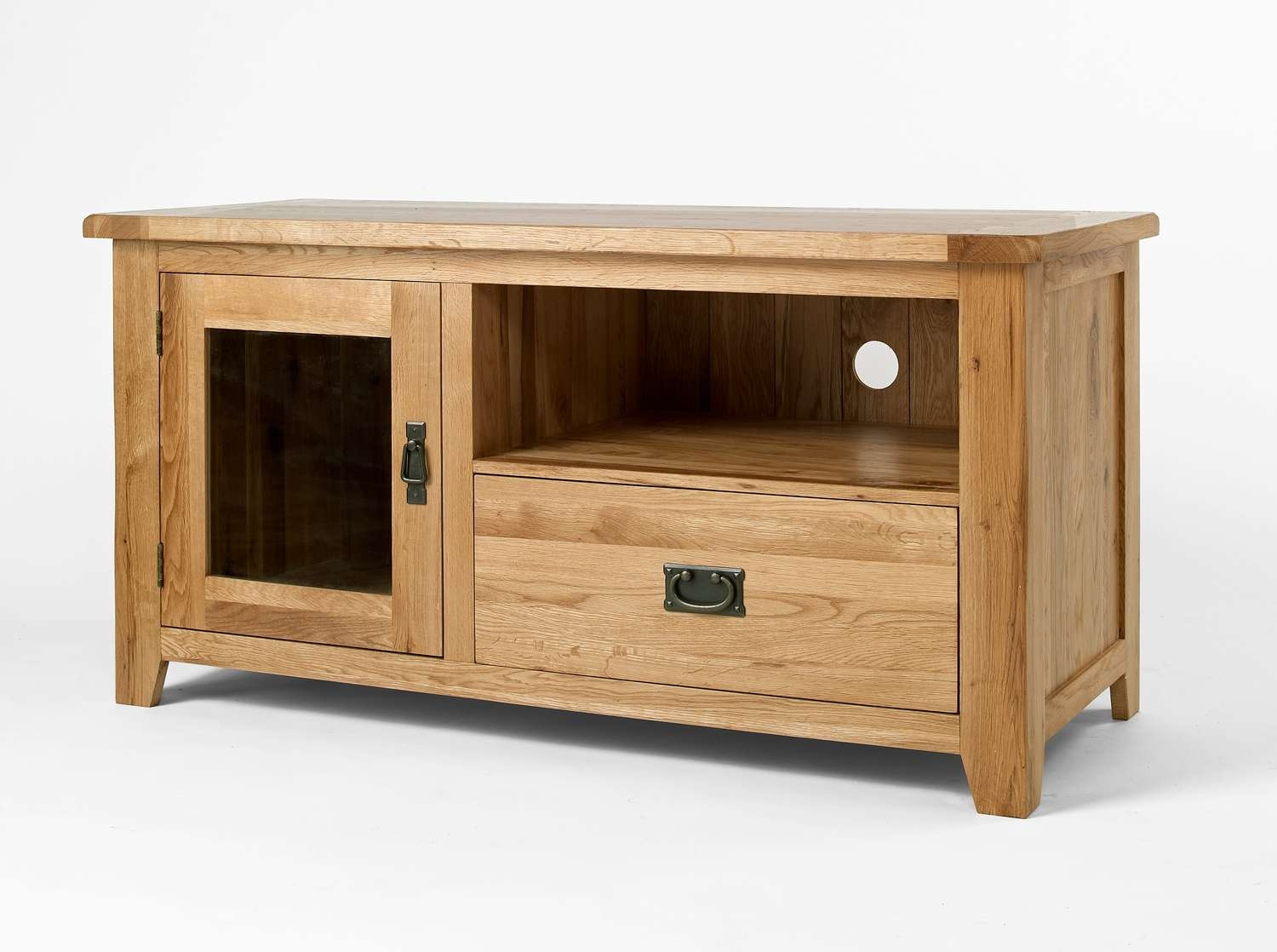 Westbury Reclaimed Oak Tv Cabinet (View 20 of 20)