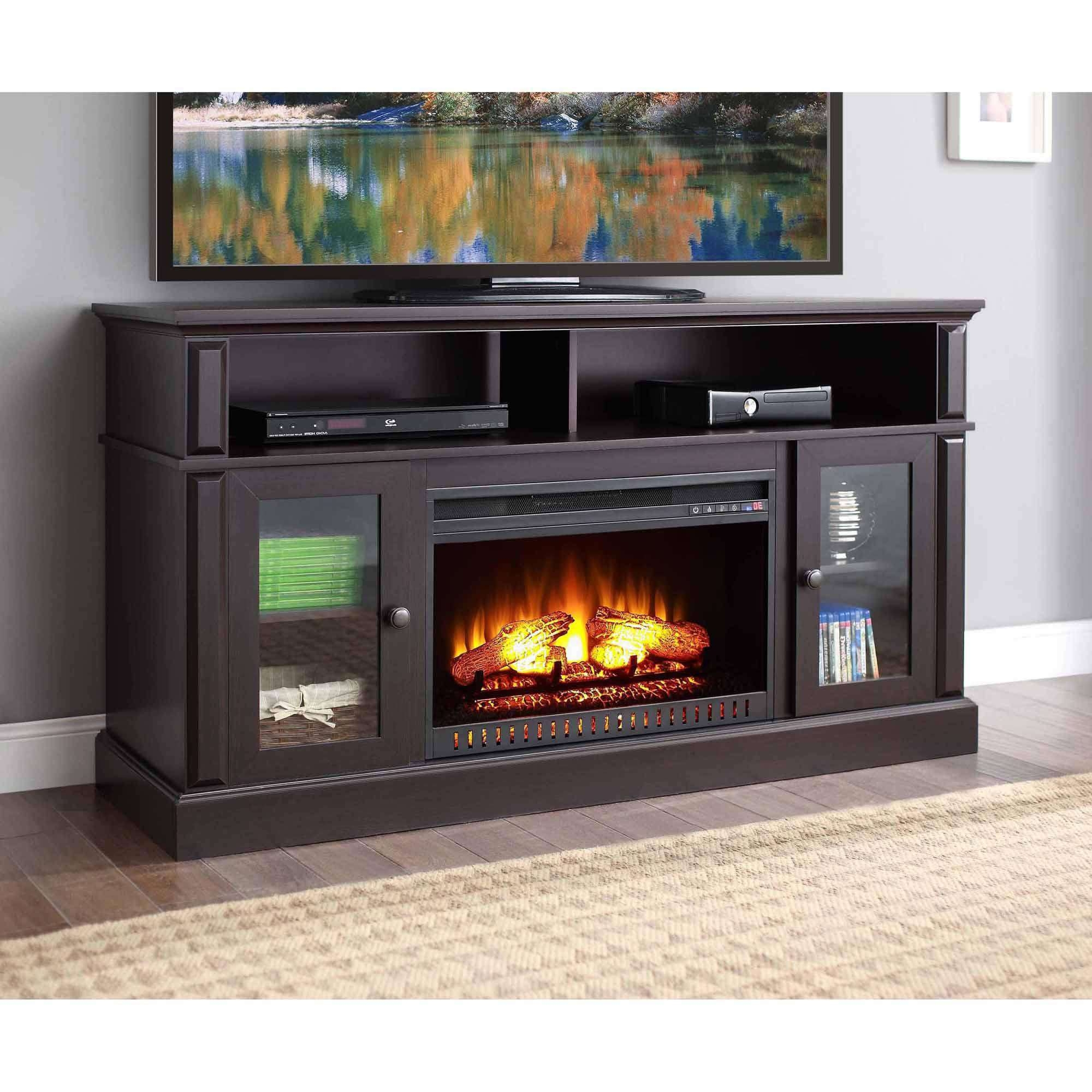 Whalen Barston Media Fireplace For Tv's Up To 70, Multiple With 50 Inch Fireplace Tv Stands (View 14 of 15)