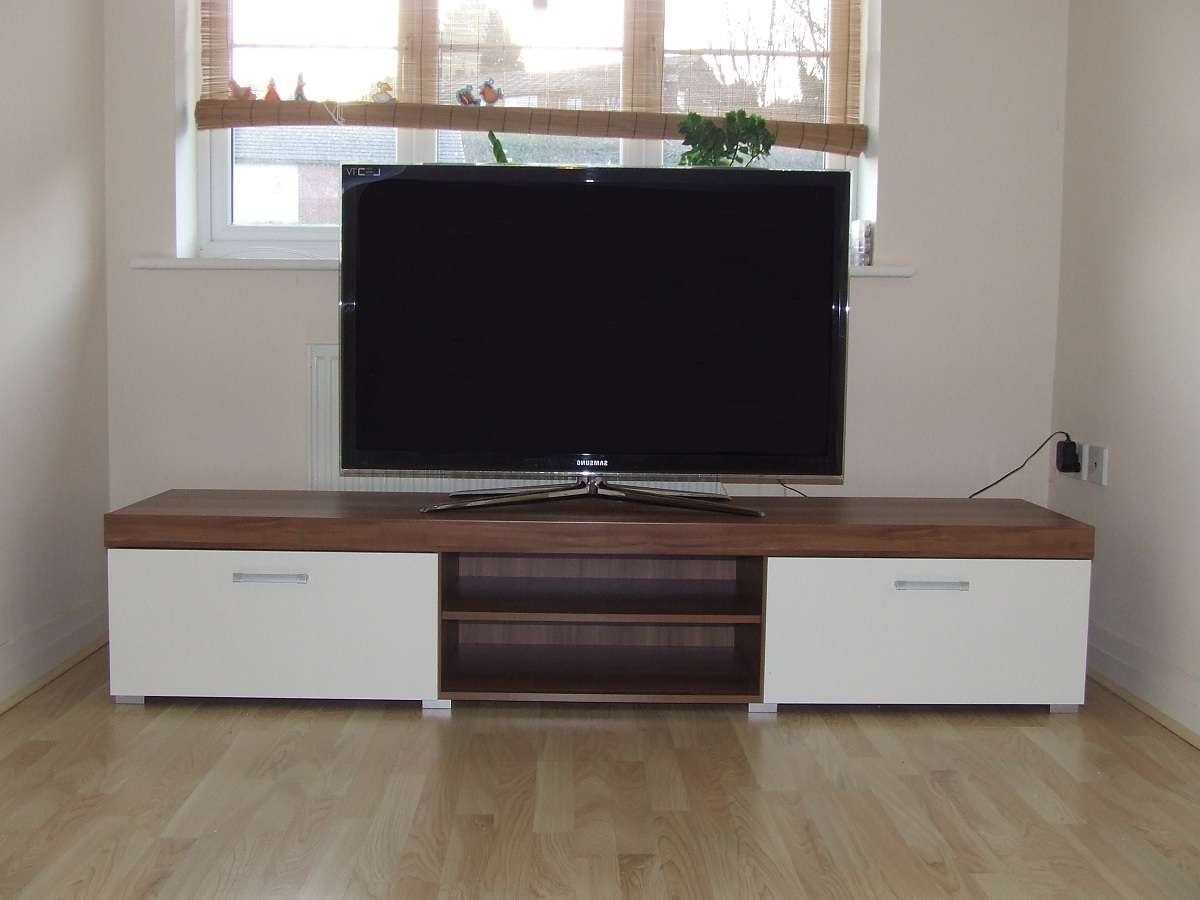 White Tv Cabinet Regarding White Tv Cabinets (View 11 of 20)