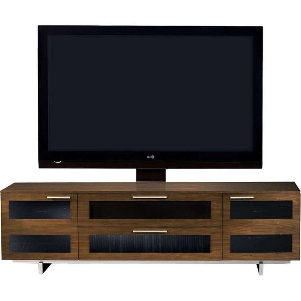 Wide Retro Rustic Dark Wooden Storage Media Furniture Within Walnut Tv Stands For Flat Screens (View 20 of 20)