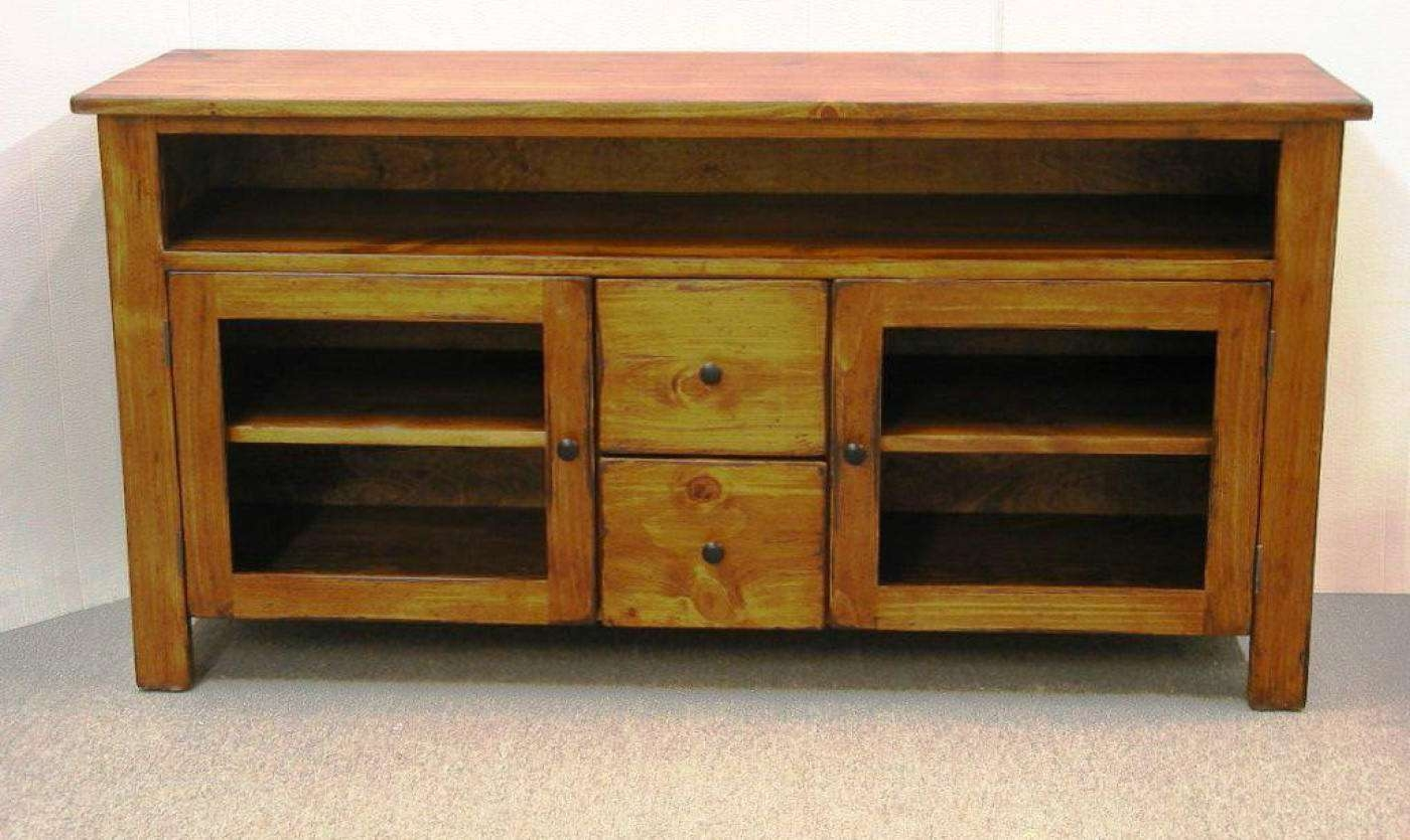 Wondrous Rustic Pine Tv Stand For Sale Tags : Rustic Tv Stands For Within Rustic Tv Stands For Sale (View 15 of 15)
