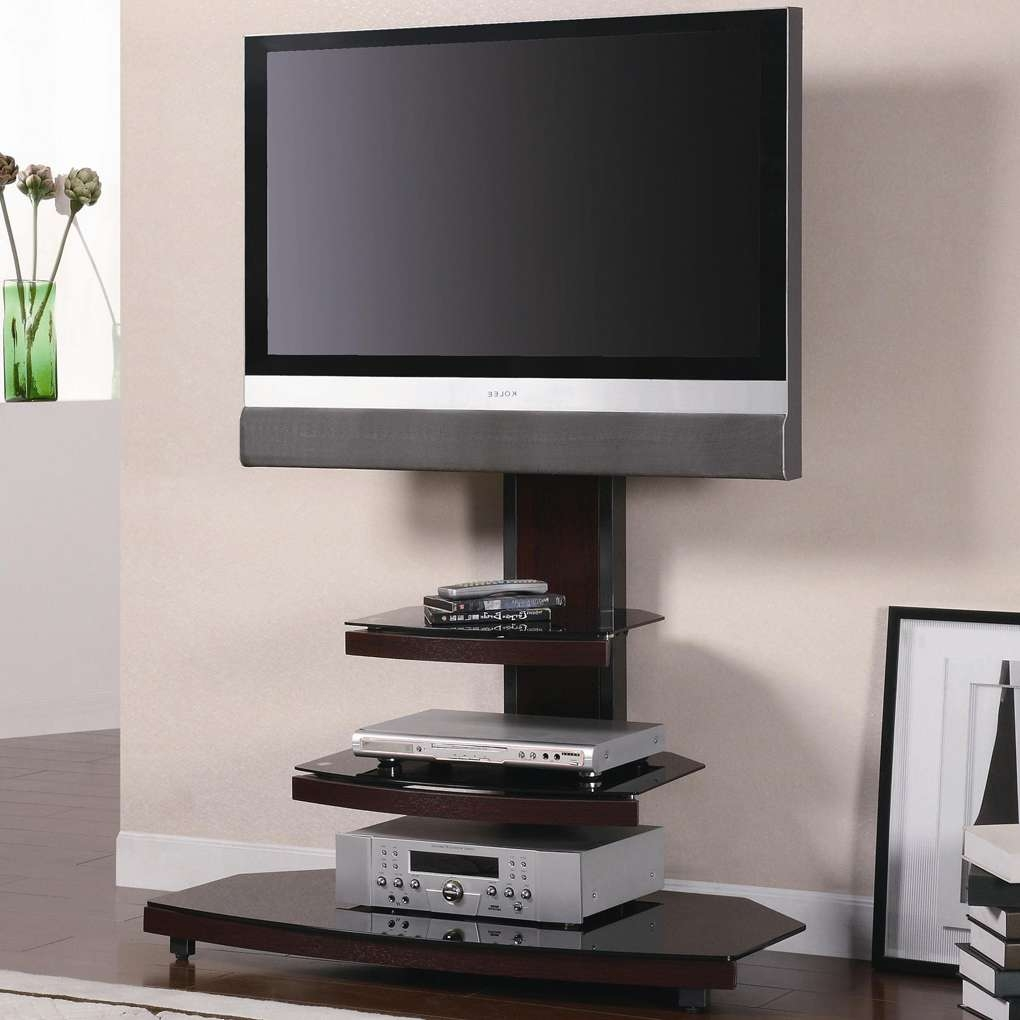 Wood And Glass Tv Stand | Tv Stands With Regard To Wood Tv Stands With Glass (View 14 of 15)