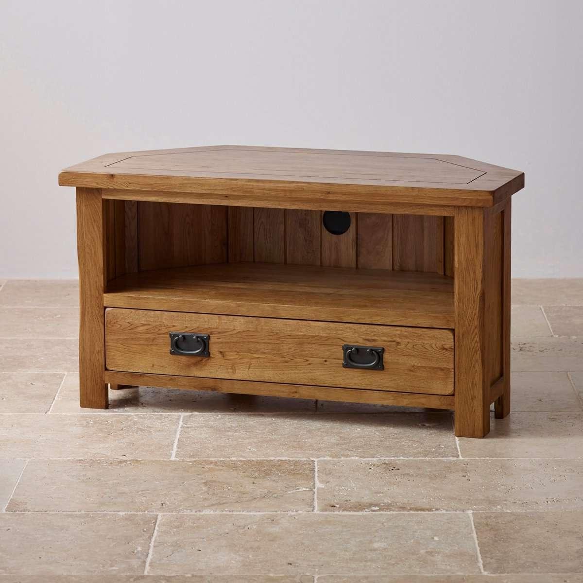 Wooden Corner Television Cabinets • Corner Cabinets Inside Solid Wood Corner Tv Cabinets (View 9 of 20)