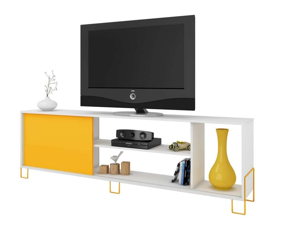 "Zipcode Design Erica 71"" Tv Stand & Reviews 