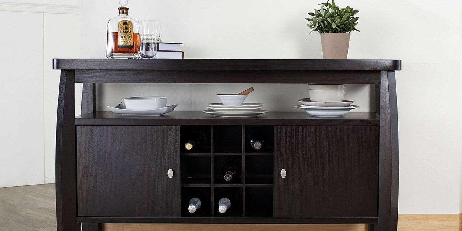 11 Best Sideboards And Buffets In 2018 – Reviews Of Sideboards Pertaining To Sideboards With Lights (View 1 of 20)
