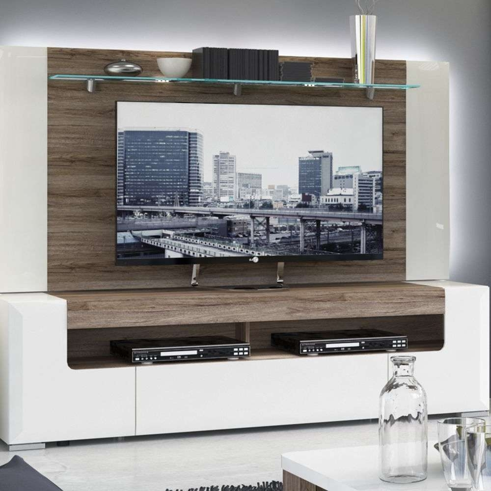 190 Cm Wide Tv Cabinet Bdi Home Furniture Store Folkestone In Wide Tv Cabinets (Gallery 14 of 20)