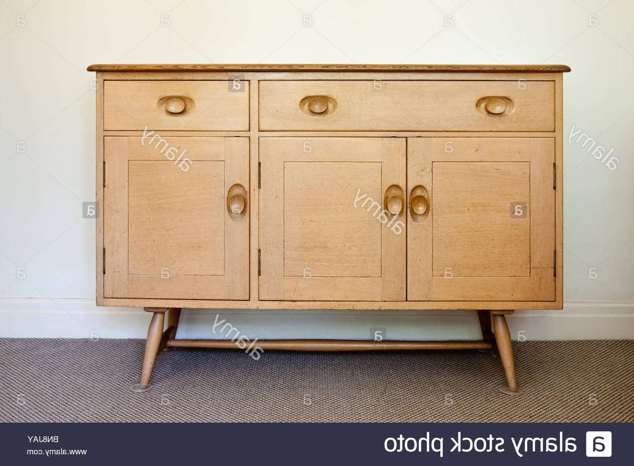 1950s Furniture Stock Photos & 1950s Furniture Stock Images – Alamy Regarding 50s Sideboards (View 11 of 20)