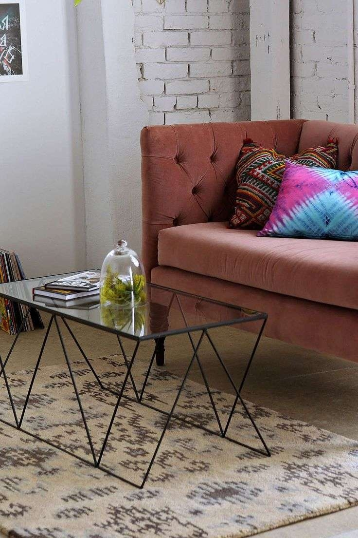 20 Affordable Coffee Tables To Buy Or Diy With Regard To 2017 Dark Wood Coffee Tables With Glass Top (View 16 of 23)