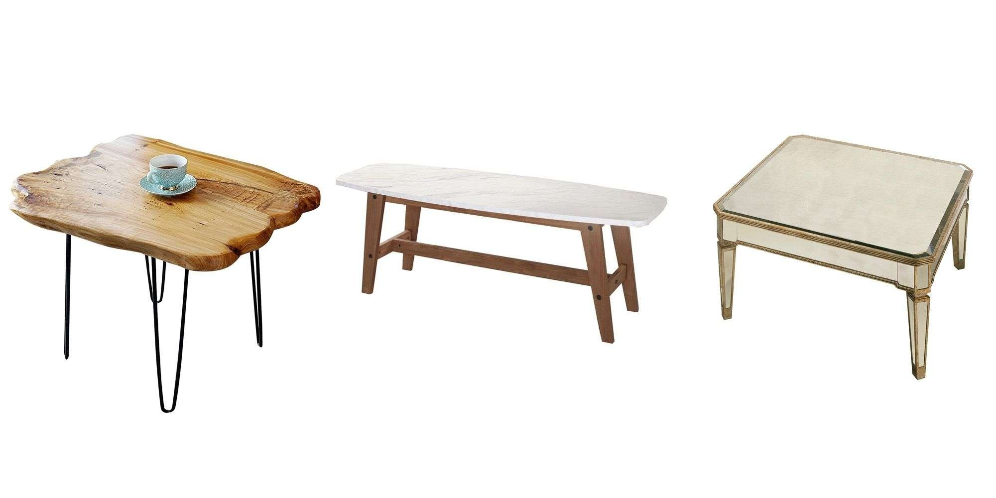 20 Best Small Coffee Tables – Furniture For Small Spaces Intended For Most Popular Small Coffee Tables (View 1 of 20)