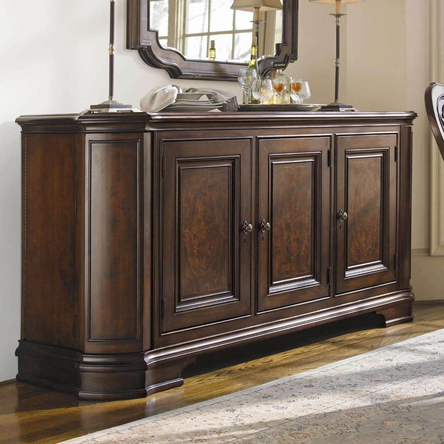 20 Inspirations Of Dining Room Servers And Sideboards Regarding Dining Room Buffets Sideboards (View 2 of 20)