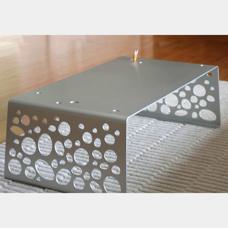2017 Aluminium Coffee Tables Pertaining To Coffee Table : Aluminium Coffee Tables Excellent Hammered (View 12 of 20)