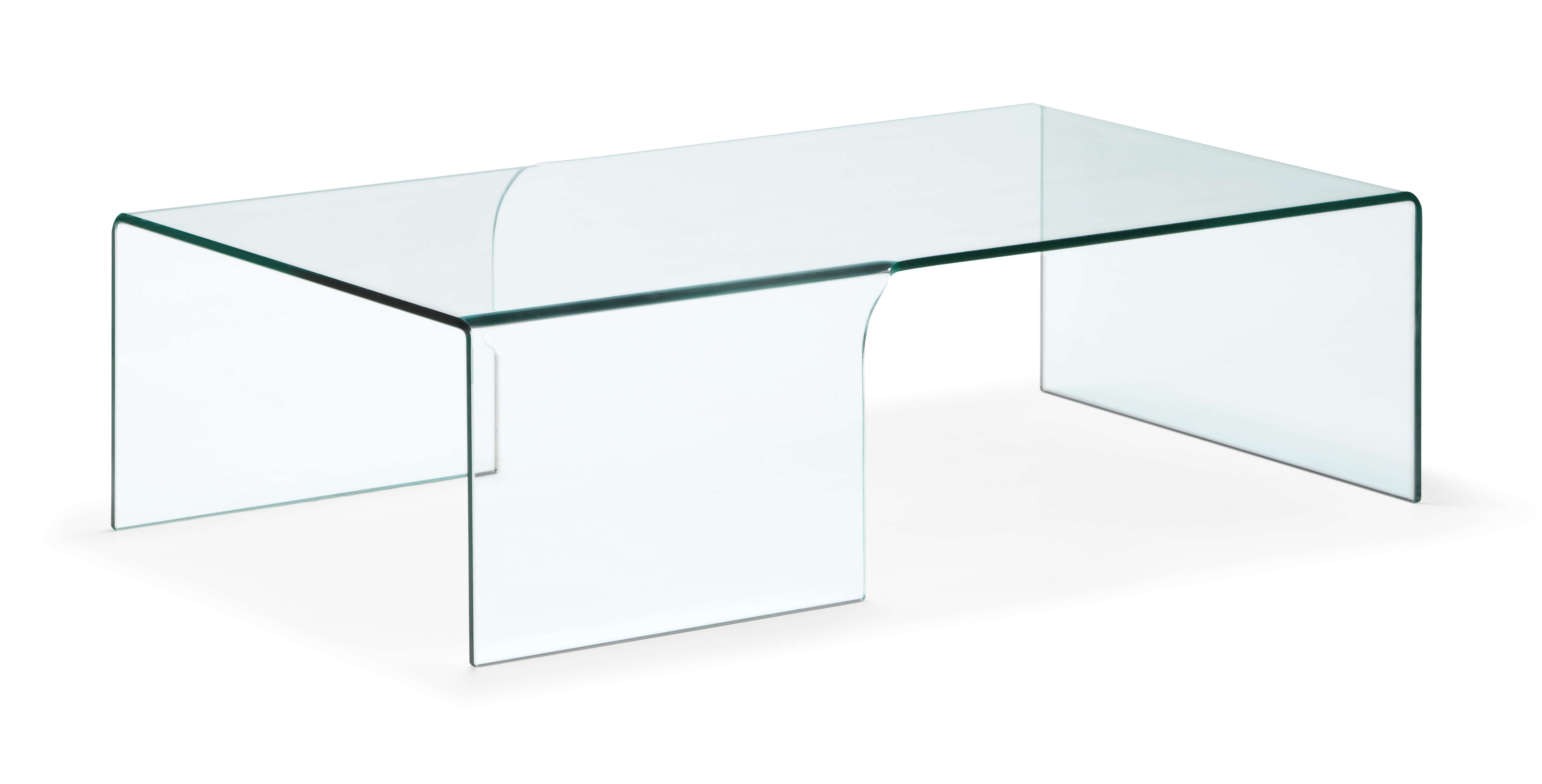 2017 Curved Glass Coffee Tables In Coffee Table : Fabulous Modern Glass Coffee Table Convertible (View 2 of 20)
