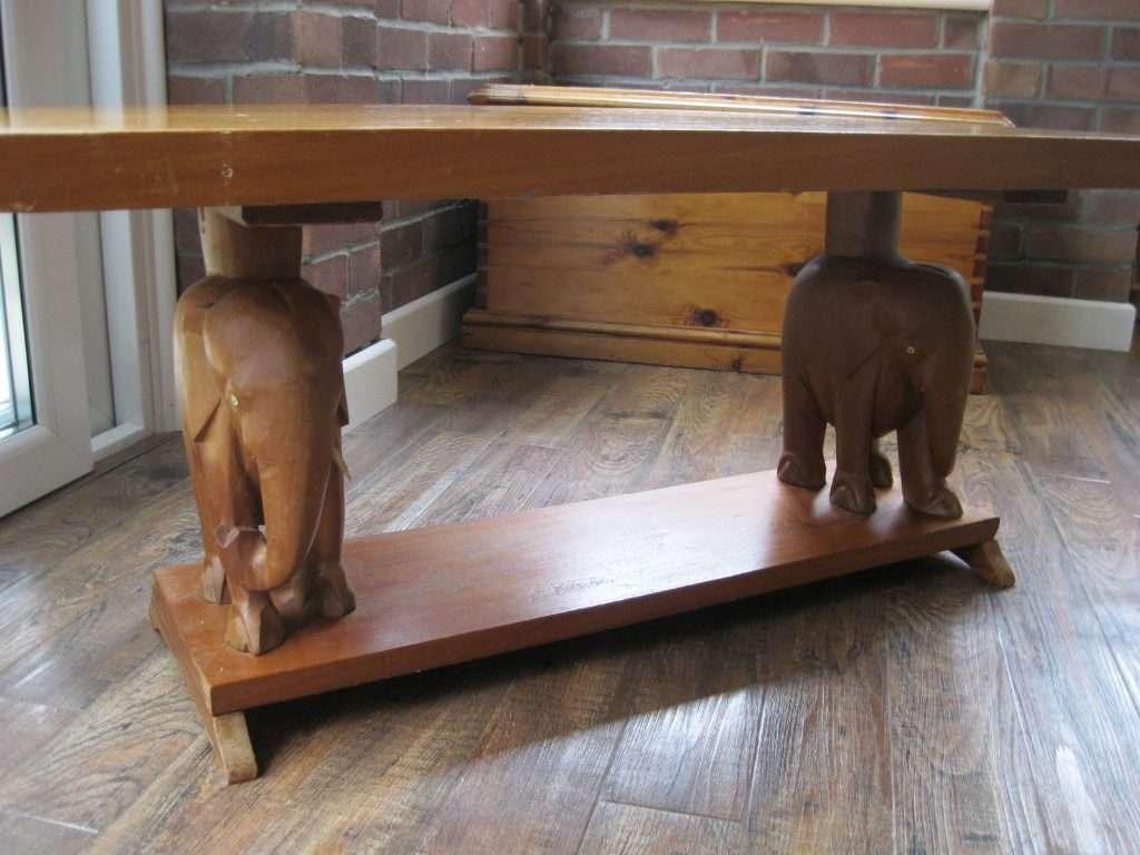 2017 Elephant Coffee Tables Regarding Coffee Table : Elephant Coffee Table Imposing Photo Ideas Amazing (View 1 of 20)