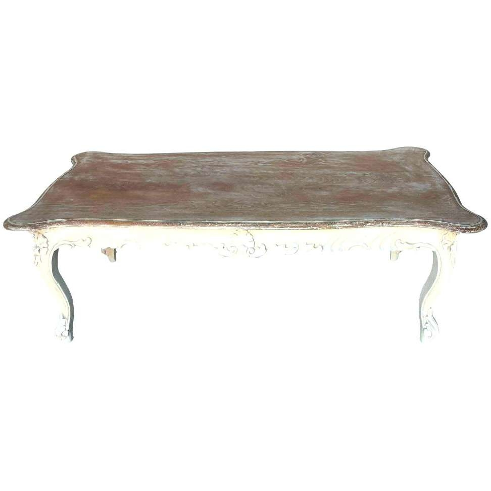 2017 French Style Coffee Tables Intended For Side Table ~ Country Side Tables Square Coffee Table End Small (View 1 of 20)