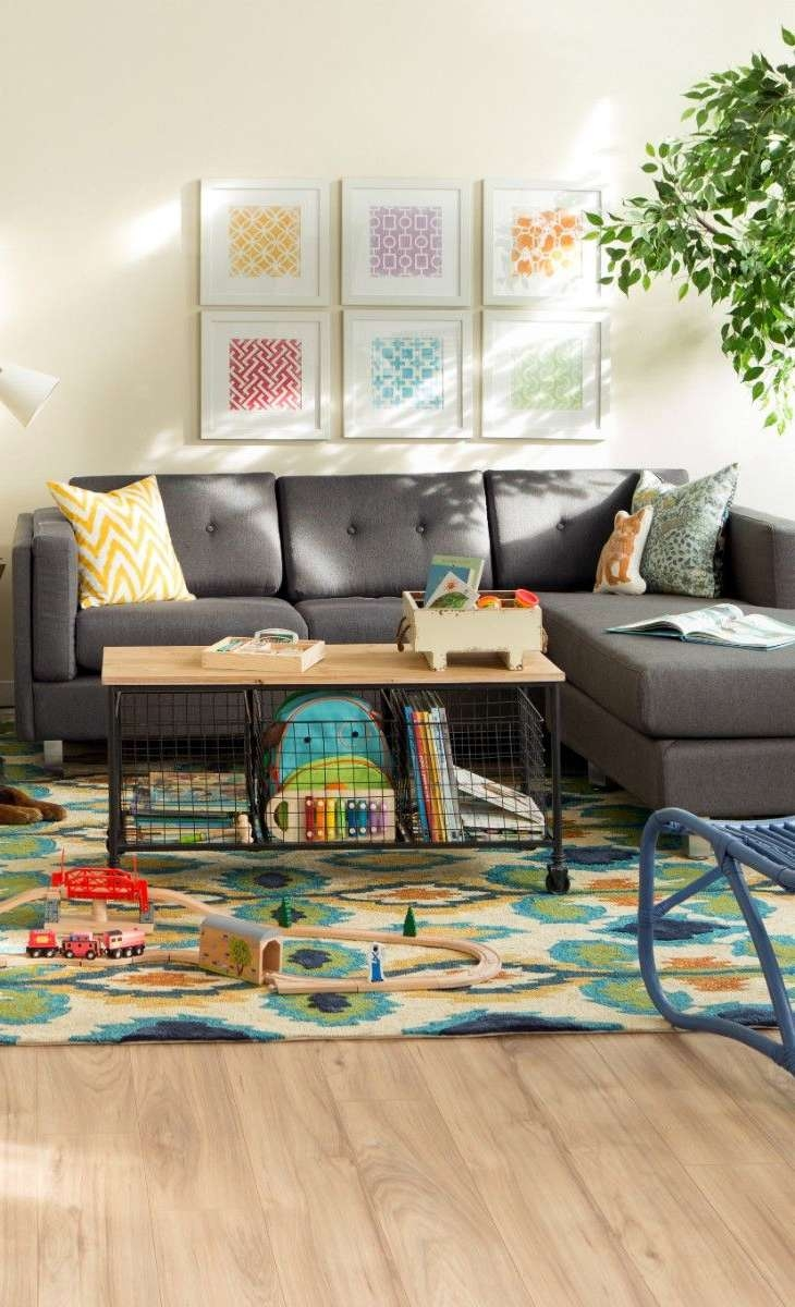 2017 Kids Coffee Tables Throughout Best 25+ Kid Friendly Living Room Furniture Ideas On Pinterest (View 1 of 20)