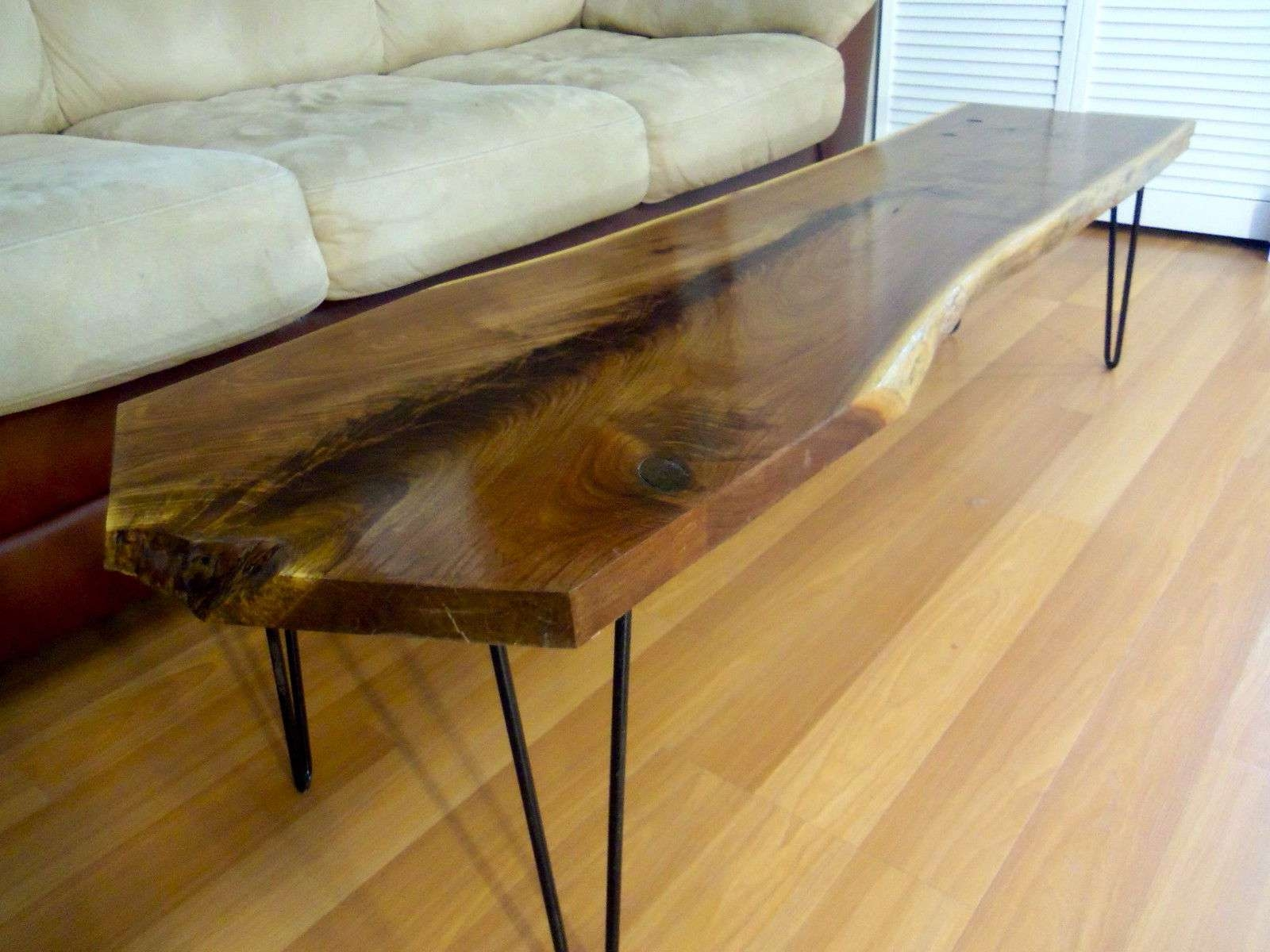2017 Natural Wood Coffee Tables Within Natural Wood Coffee Table For Your Furniture – Chocoaddicts (View 2 of 20)