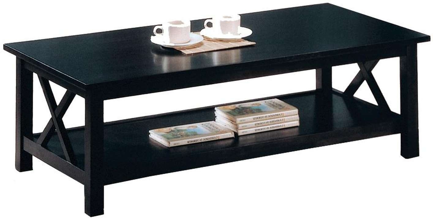 Featured Photo of Black Wood Coffee Tables